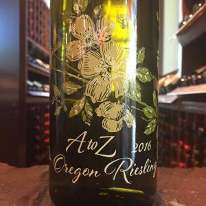 A to Z Riesling photo