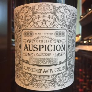 Auspicion Cabernet Photo