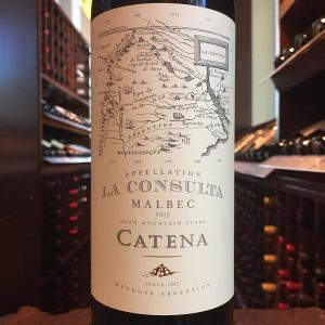 Catena La Consulta Malbec PHOTO