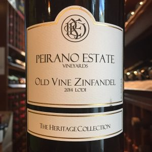 Pierano Old Vine Zinfandel photo