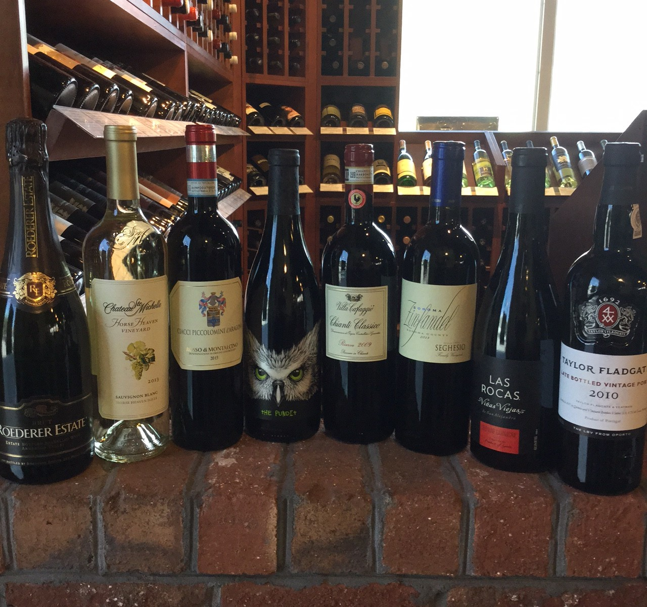 September 2015 Wine Picks